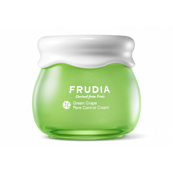 Frudia, Green Grape Pore Control Cream, Krem dla cery tłustej, 55 g