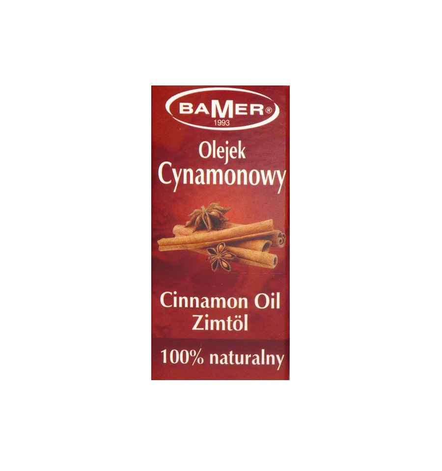 Bamer, Olejek CYNAMONOWY, 7 ml