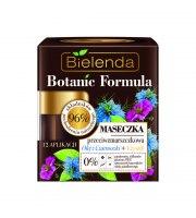 Bielenda, BOTANIC FORMULA, Maseczka przeciwzmarszczkowa Olej z Czarnuszki + Czystek, 50 ml