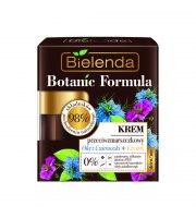 Bielenda, BOTANIC FORMULA, Krem przeciwzmarszczkowy dzień/ noc Olej z Czarnuszki + Czystek, 50 ml
