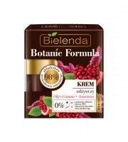 Bielenda, BOTANIC FORMULA, Krem odżywczy dzień/ noc  Olej z Granatu + Amarantus, 50 ml