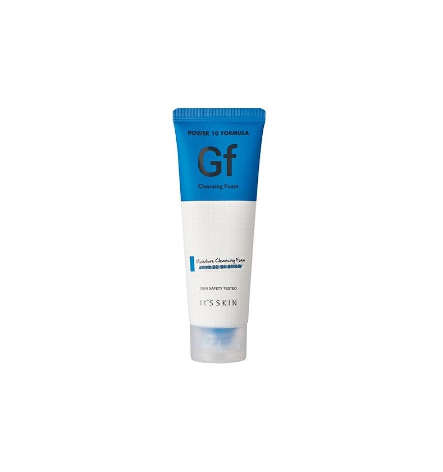 It's Skin, Power 10 Formula GF, Cleansing Foam, Nawilżająca pianka do mycia twarzy, 120 ml
