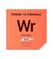 It's Skin, Power 10 Formula WR, Mask Sheet, Przeciwzmarszczkowa maska w płacie z kawiorem, 25 ml