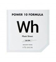It's Skin, Power 10 Formula WH, Mask Sheet, Rozjaśniająca maska w płacie z arbutyną, 25 ml