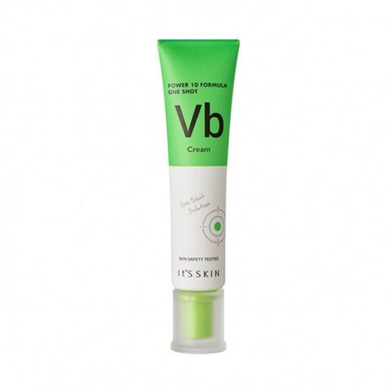 It's Skin, Power 10 Formula, One Shot VB Cream, Regulujący krem do twarzy, 35 ml