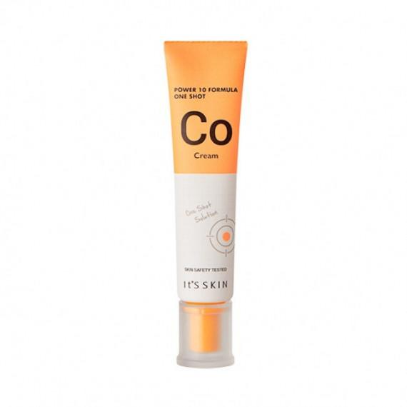 It's Skin, Power 10 Formula, One Shot CO Cream, Ujędrniający krem do twarzy, 35 ml