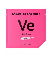 It's Skin, Power 10 Formula VE, Mask Sheet, Odmładzająca maska w płacie z wit. E, 25 ml