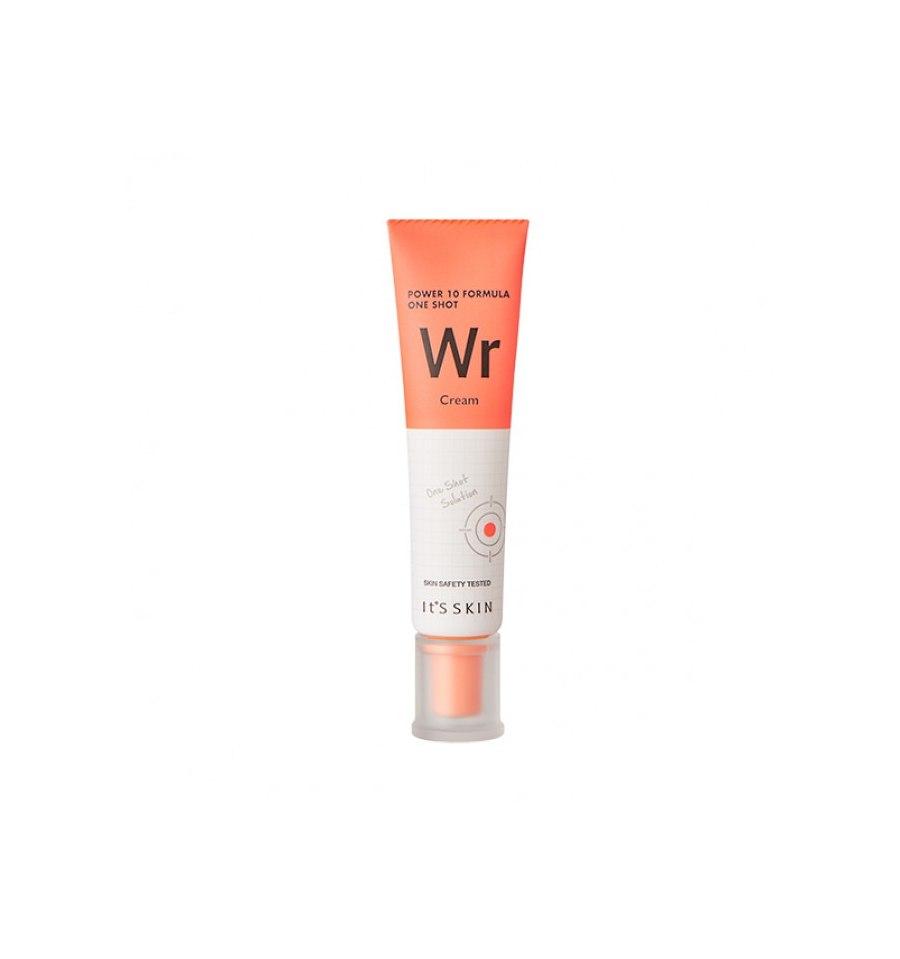 It's Skin, Power 10 Formula, One Shot WR Cream, Przeciwzmarszczkowy krem do twarzy, 35 ml