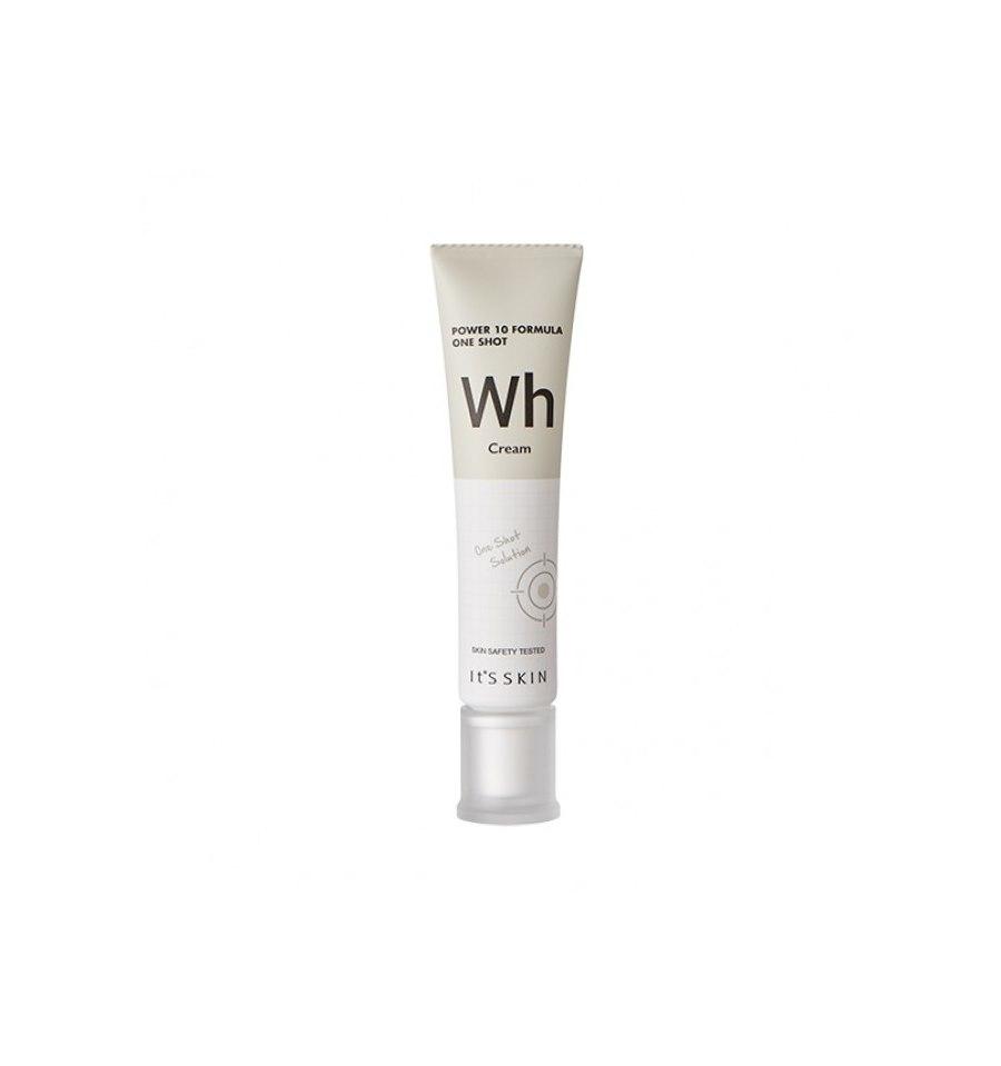 It's Skin, Power 10 Formula, One Shot WH Cream, Rozjaśniający krem do twarzy, 35 ml