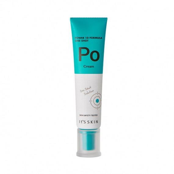 It's Skin, Power 10 Formula, One Shot PO Cream, Krem do twarzy zwężający pory, 35 ml