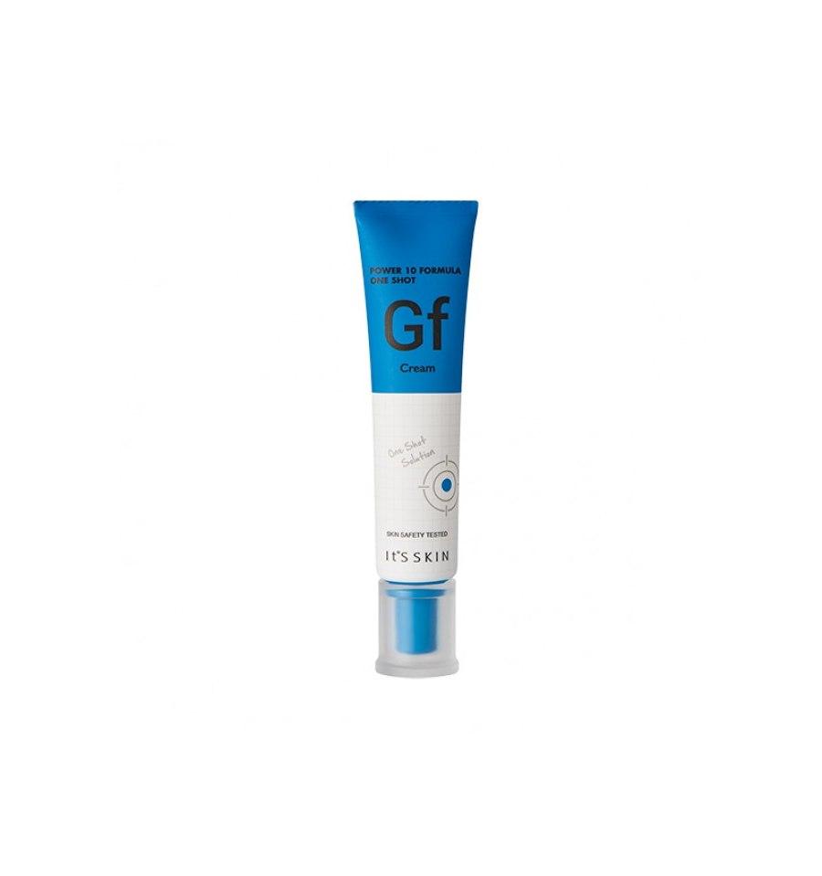 It's Skin, Power 10 Formula, One Shot GF Cream, Głęboko nawilżający krem do twarzy, 35 ml