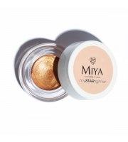 Miya Cosmetics, mySTARlighter, Naturalny rozświetlacz SUNSET GLOW, 4 g