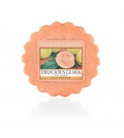 Yankee Candle, DELICIOUS GUAVA, wosk
