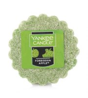 Yankee Candle, FORBIDDEN APPLE, wosk