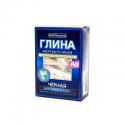 Fitokosmetik, Glinka kosmetyczna z Morza Martwego - czarna (z jonami srebra), 100 g