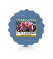 Yankee Candle, MULBERRY & FIG DELIGHT, wosk