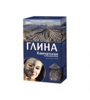 Fitokosmetik, Kamczatska glinka kosmetyczna - czarna - ujędrniająca, 100 g