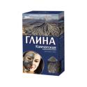 Fitokosmetik, Kamczacka glinka kosmetyczna - czarna - ujędrniająca, 100 g