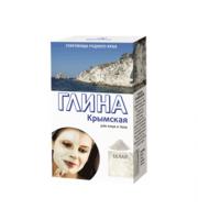 Fitokosmetik, Krymska glinka kosmetyczna - biała - oczyszczająca, 100 g