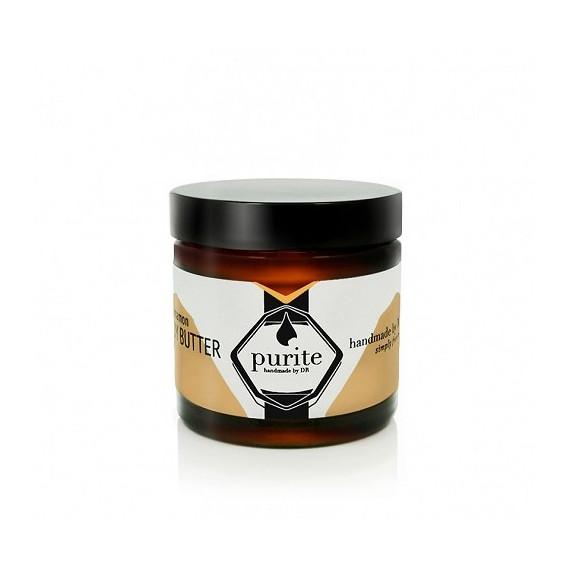 Purite, Masło do ciała ujędrniające MANDARYNKA, GREJPFRUT, 120 ml