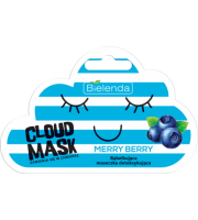 Bielenda, Cloud Mask, Merry Berry, 6 g
