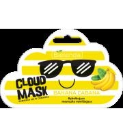 Bielenda, Cloud Mask, Maseczka do twarzy Banana Cabana, 6 g