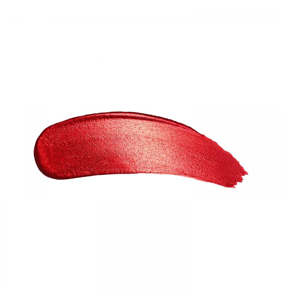 Nabla, Dreamy Metal Liquid Lipstick Roses Edition - Lysergic Red