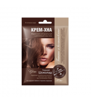 Fitokosmetik, Krem - henna, gorzka czekolada, naturalna henna irańska, 50 ml