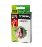 Fitokosmetik, Odżywka aktywator wzrostu paznokci z jodem morskim, 10 g