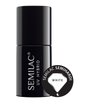 Semilac, Semi Hardi White, 7 ml