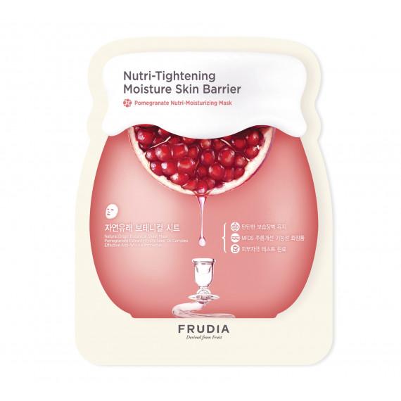 Frudia, Pomegranate Nutri-Moisturizing Sheet Mask, 57 ml