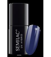 Semilac, 125 Lakier hybrydowy UV Hybrid Semilac Swan Lake 7 ml
