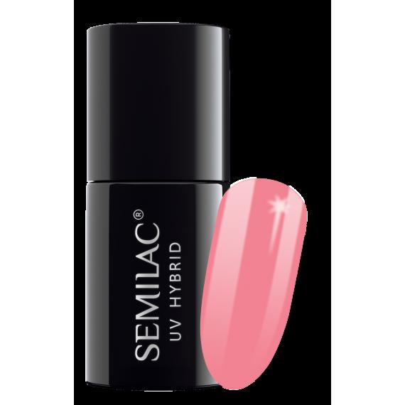 Semilac, 131 Lakier hybrydowy UV Hybrid Semilac Lovely Mickey 7 ml