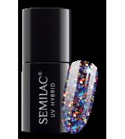 Semilac, 161 Lakier hybrydowy UV Hybrid Semilac Something Nice 7 ml