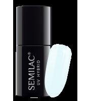 Semilac, 169 Lakier hybrydowy UV Hybrid Semilac Baby Boy 7 ml