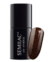 Semilac, 180 Lakier hybrydowy UV Hybrid Semilac High Jive 7 ml