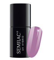 Semilac, 010 Lakier hybrydowy UV, Pink & Violet, 7 ml