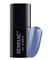 Semilac, 013 Lakier hybrydowy UV, Indigo, 7 ml