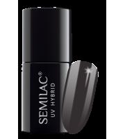 Semilac, 016 Lakier hybrydowy UV, Grunge, 7 ml