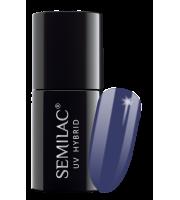 Semilac, 018 Lakier hybrydowy UV, Cobalt, 7 ml