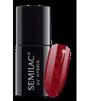Semilac, 026 Lakier hybrydowy UV, My Love, 7 ml