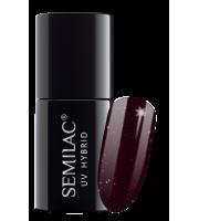 Semilac, 148 Lakier hybrydowy UV Hybrid Semilac Night Euphoria 7 ml