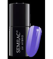 Semilac, 036 Lakier hybrydowy UV, Pearl Violet, 7 ml