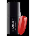 Semilac, 039 Lakier hybrydowy UV, Sexy Red, 7 ml