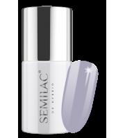 Semilac, 205 Lakier hybrydowy UV Hybrid Semilac Business Line Blue Grey 7 ml