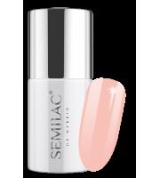 Semilac, 211 Lakier hybrydowy UV Hybrid Semilac Business Line Light Peach 7ml
