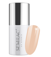 Semilac, 216 Lakier hybrydowy UV Hybrid Semilac Business Line Warm Beige 7ml