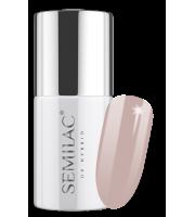 Semilac, 220 Lakier hybrydowy UV Hybrid Semilac Business Line Nugat Beige 7ml