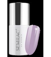 Semilac, 225 Lakier hybrydowy UV Hybrid Semilac Business Line Smoky Lila 7 ml