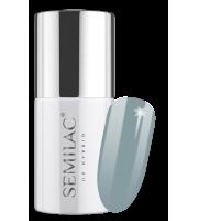 Semilac, 226 Lakier hybrydowy UV Hybrid Semilac Business Line Heavy Grey 7ml